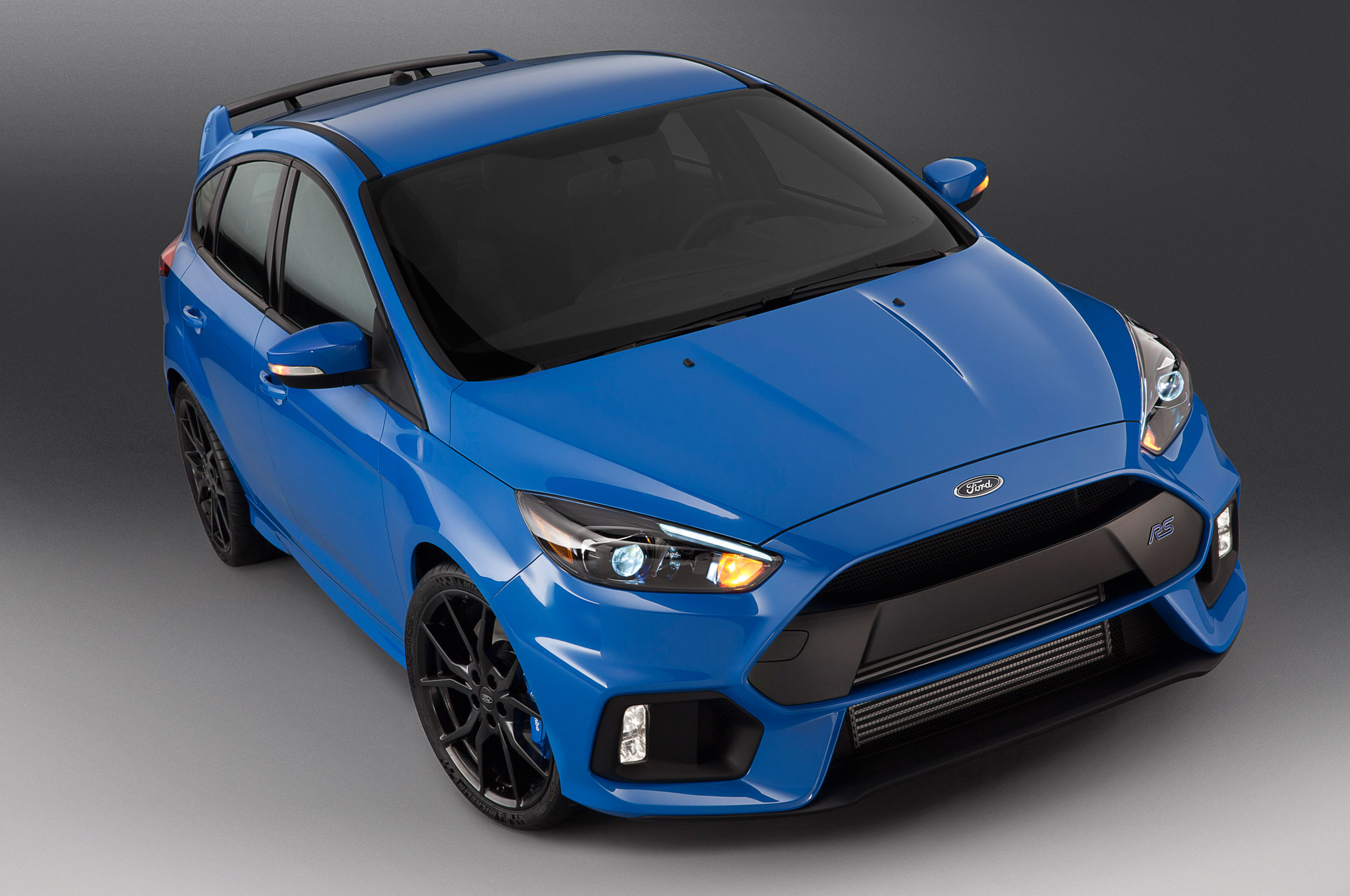 Official 2016 Ford Focus Rs Makes 345 Hp