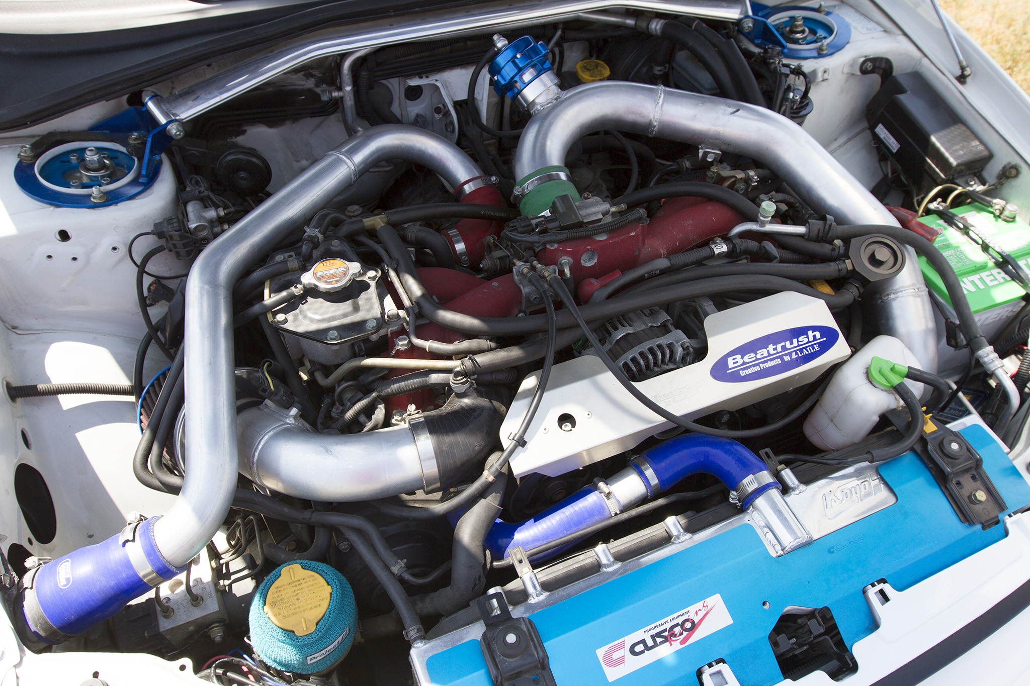 JDM EJ207 Swapped Subaru WRX - The Convert