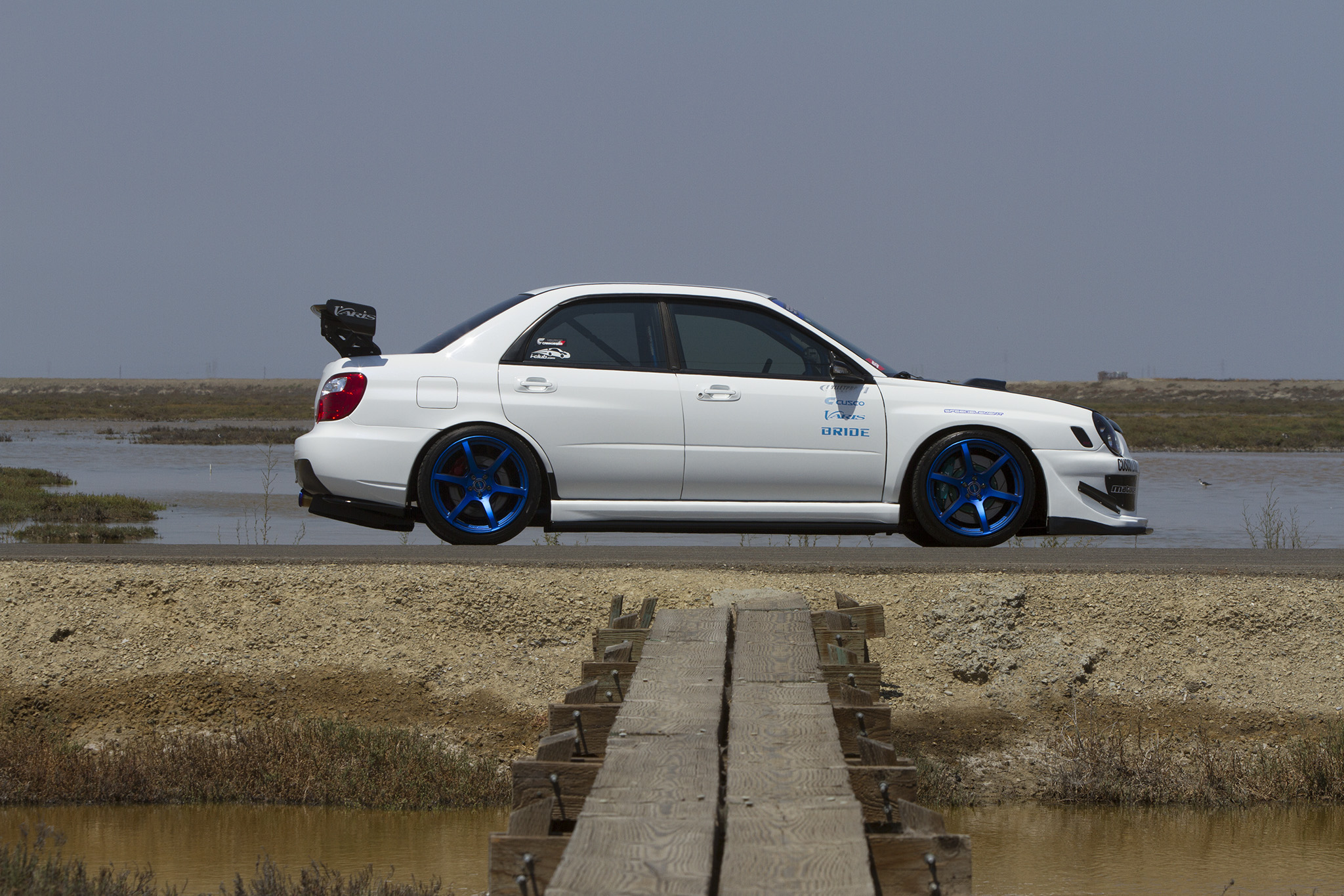 JDM EJ207 Swapped Subaru WRX - The Convert Photo & Image Gallery