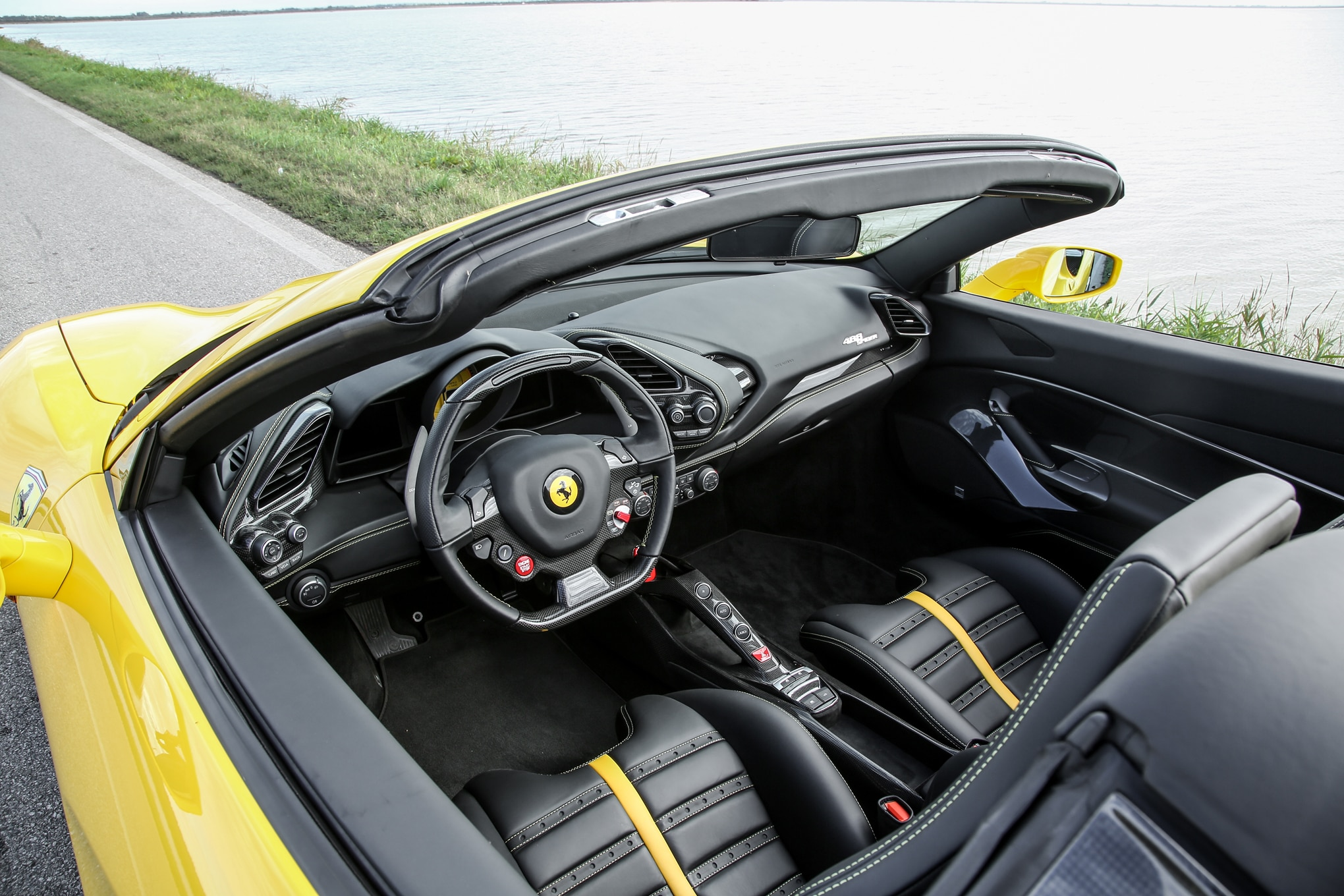 Build The Ferrari 488 Spider Of Your Dreams With This Configurator