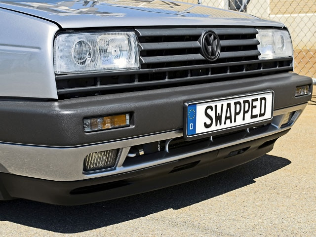 1992 Volkswagen Mk2 VR6 GTI Turbo - Eurotuner Magazine