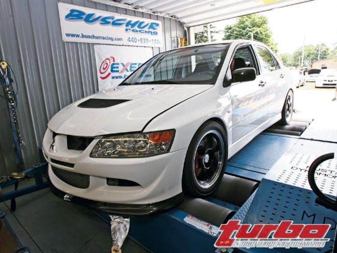 Event Mitsubishi vs subaru showdown - Turbo Magazine