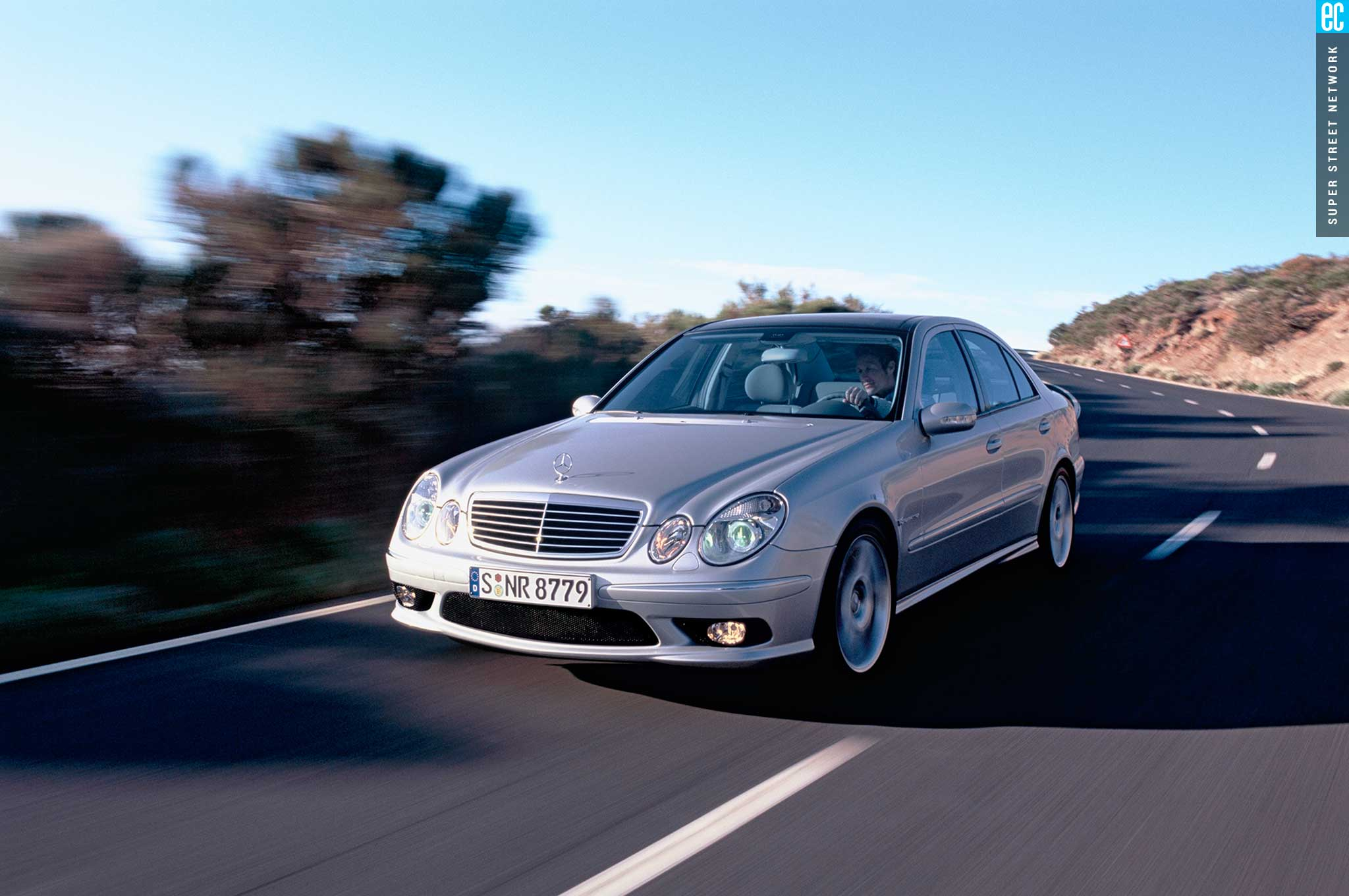 2003-2006 Mercedes E55 AMG - Buying A Living Legend