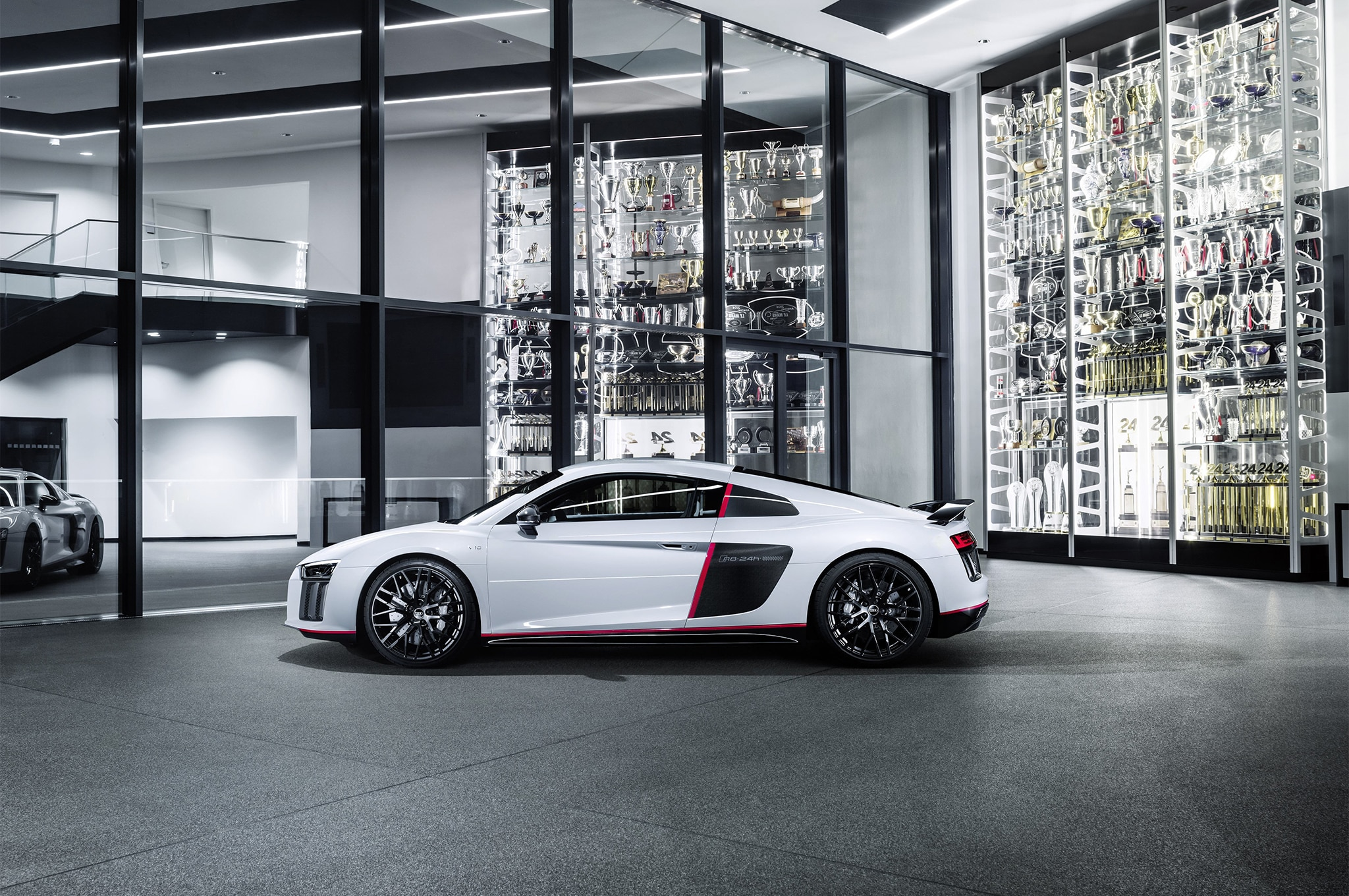 Audi R8 V10 Plus Selection 24h Revealed