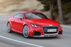 A Faster Audi TT - ABT Bumps the TT to TT-RS Numbers