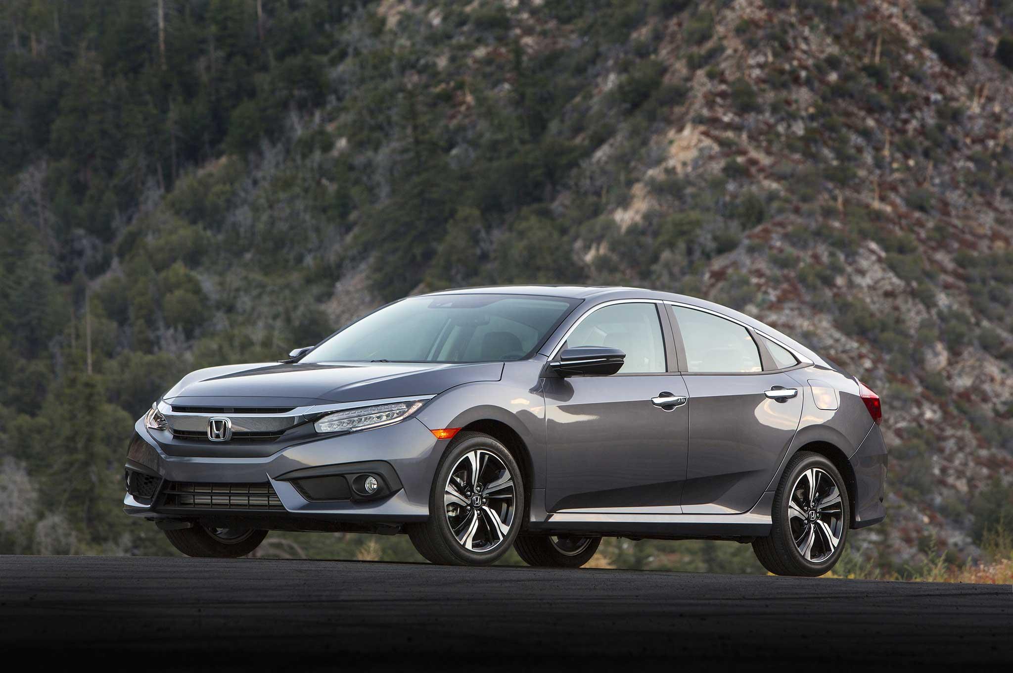 10th Gen Civic >> Honda Civic History 10 Generations