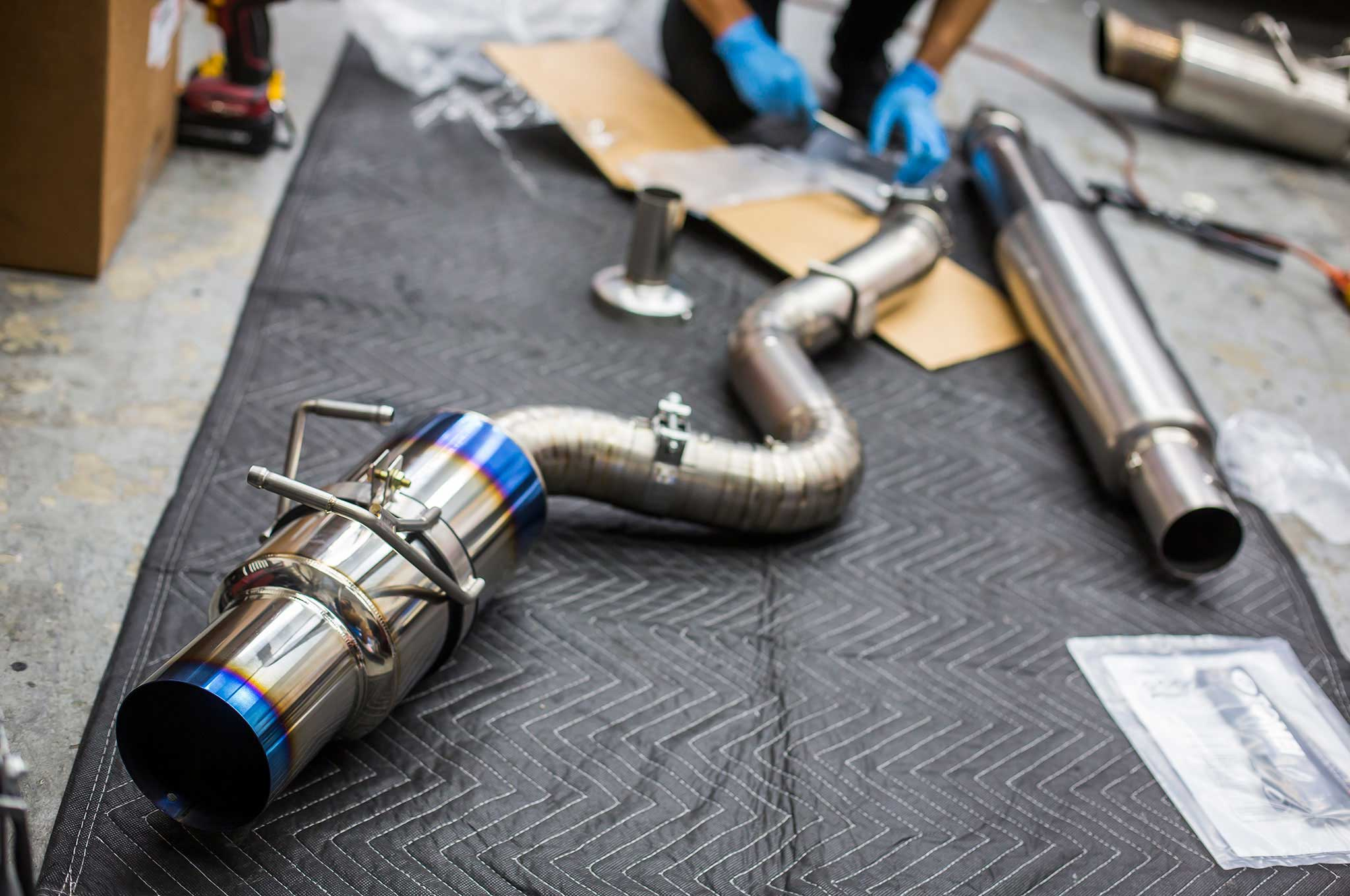 5 Reasons To Get A Tomei Expreme Ti Exhaust