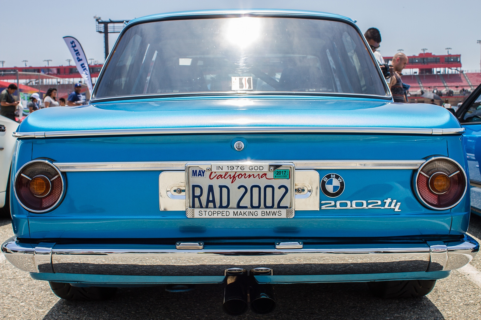 Top 4 Vintage Cars of BimmerFest West 2016 Photo & Image Gallery