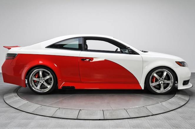 2010 Toyota Camry NASCAR Edition eBay side