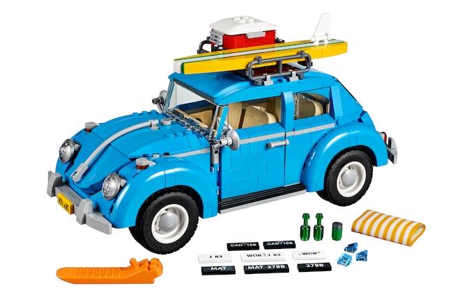 Lego Creator Expert 1960s Volkswagen Beetle 11