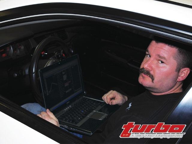 Dave Buschur - Turbo Magazine