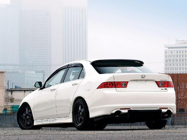 2006 Acura TSX Euro R - Import & Tuner Cars - Honda Tuning