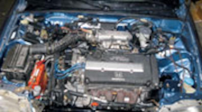 Honda Civic B16A Motor Swap - Heart Surgery - Super Street