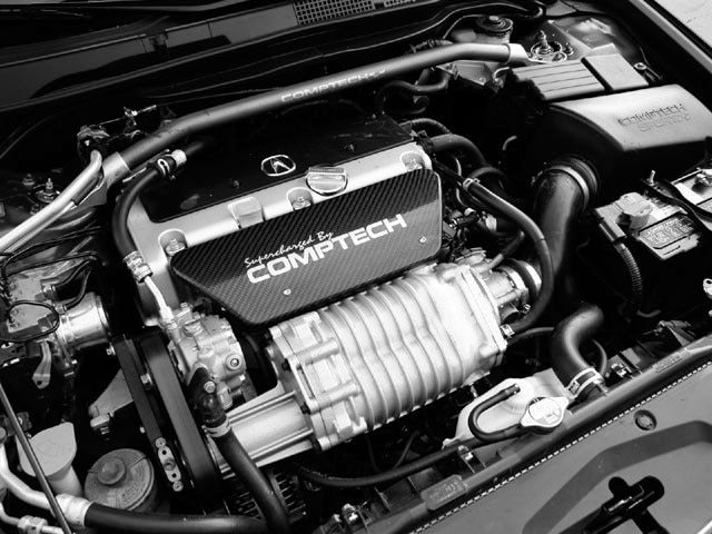 Comptech TSX - Featured Cars - Honda Tuning Magazine