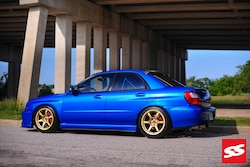 Twin-Turbo 2002 Subaru WRX - Twinning is Winning!