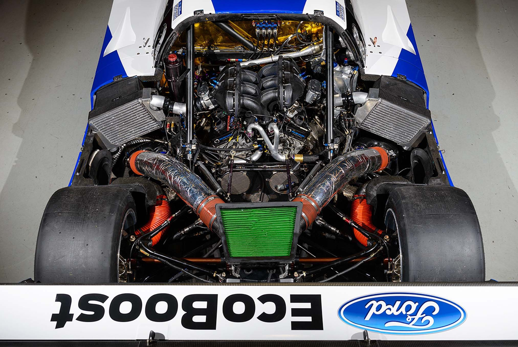 Ford Ecoboost 3 5L Twin-Turbo V6 is Capable of 800+hp—Exclusive Look