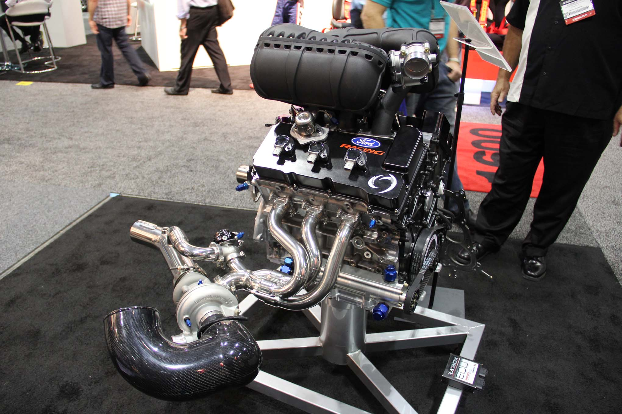 Ford Ecoboost 3 5L Twin-Turbo V6 is Capable of 800+hp
