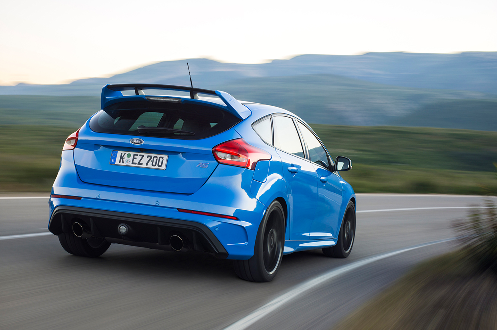 Focus Rs Hp >> Mountune Engine Upgrade Boosts Ford Focus Rs Power To 370 Hp