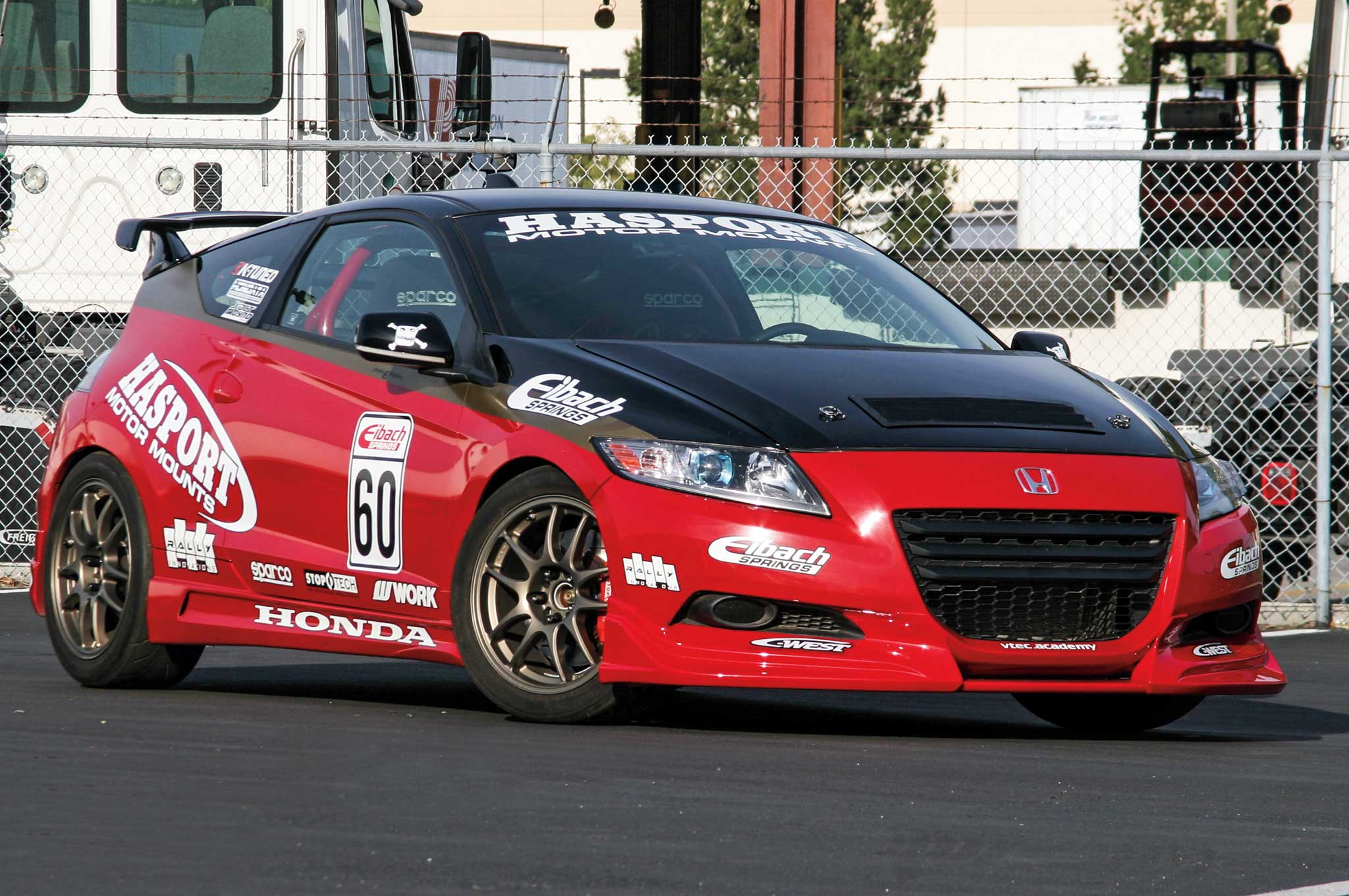 K-Swapping the Honda CR-Z - The Hybrid Remedy