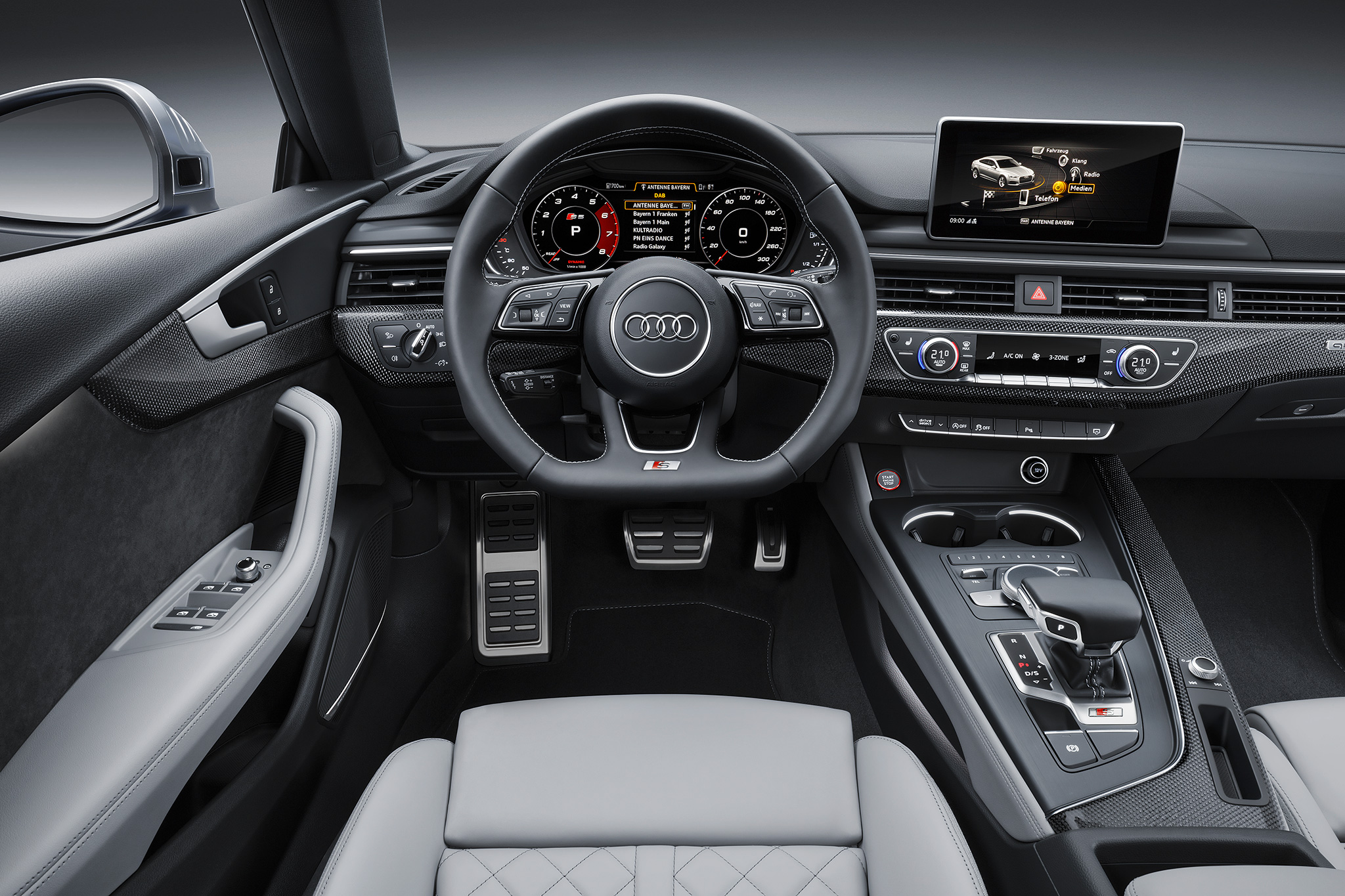 Five Door Audi A5 S5 Sportback Debuts For Europe Photo Image Gallery