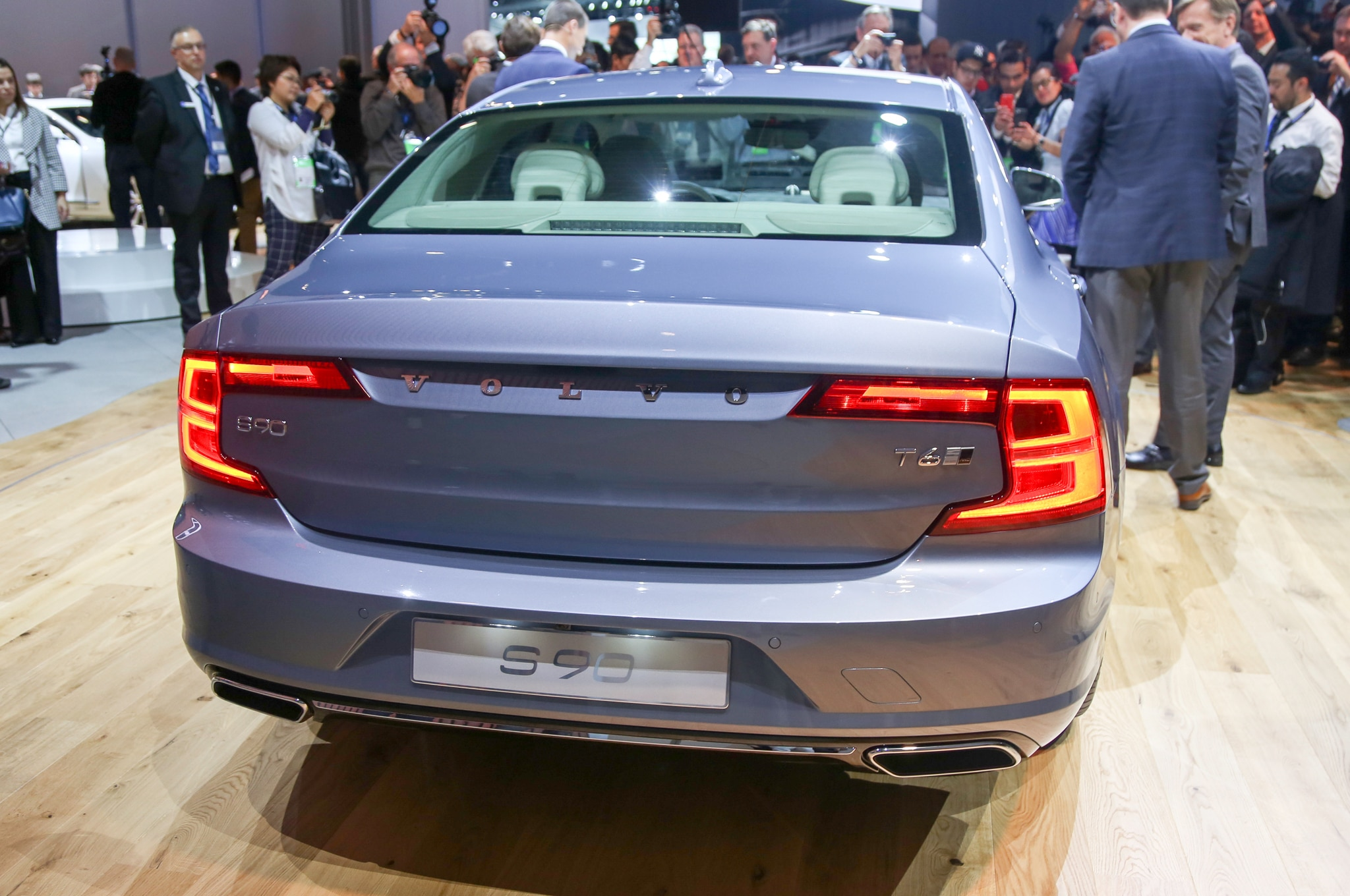 Chinese Built Long Wheelbase Volvo S90 Will Come To America