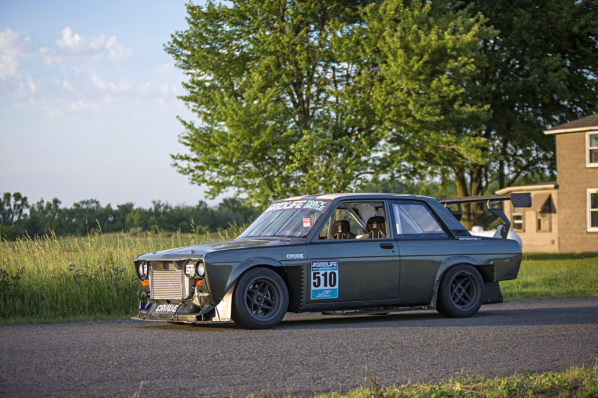 1972 Datsun 510 - About-Face