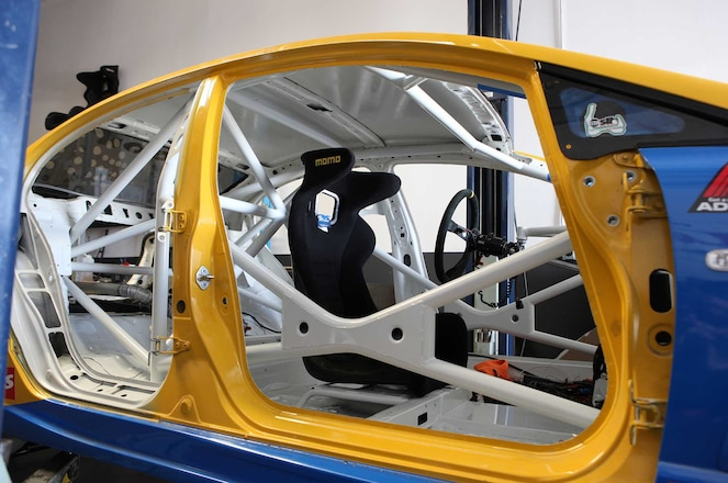 Spoon Sports Usa Gotuning Civic Fd Roll Cage