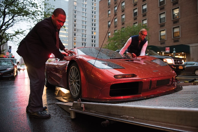 1998 Mclaren F1 The Road Going LM Loading
