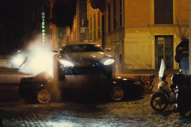 Aston Martin DB10 In Spectre James Bond Film