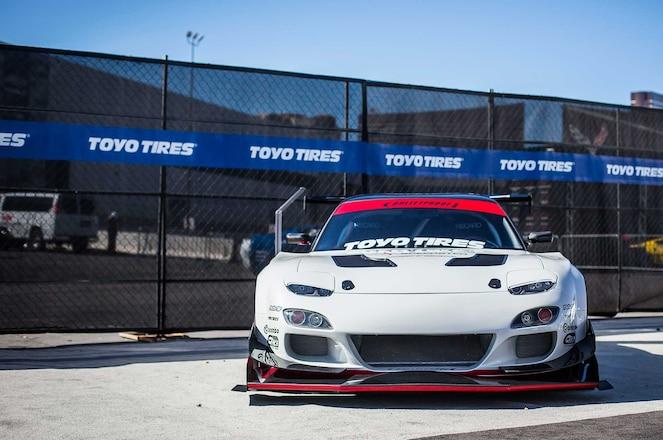 Tcp Magic Mazda Rx7 Front Bumper