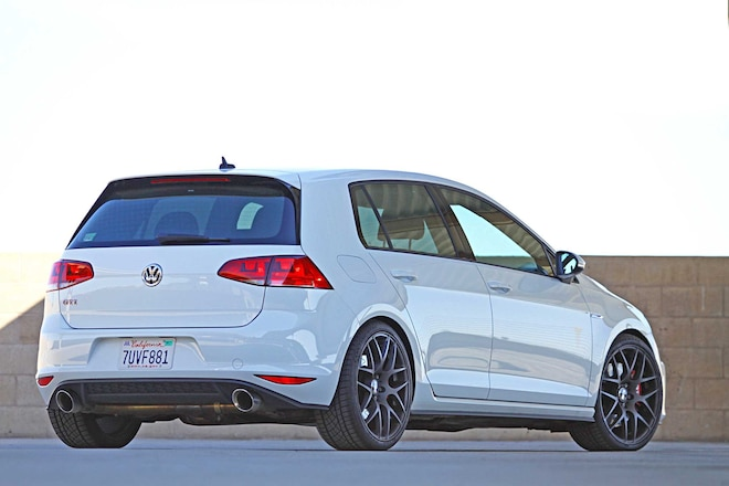 2017 Vw Mk7 Gti Project Car