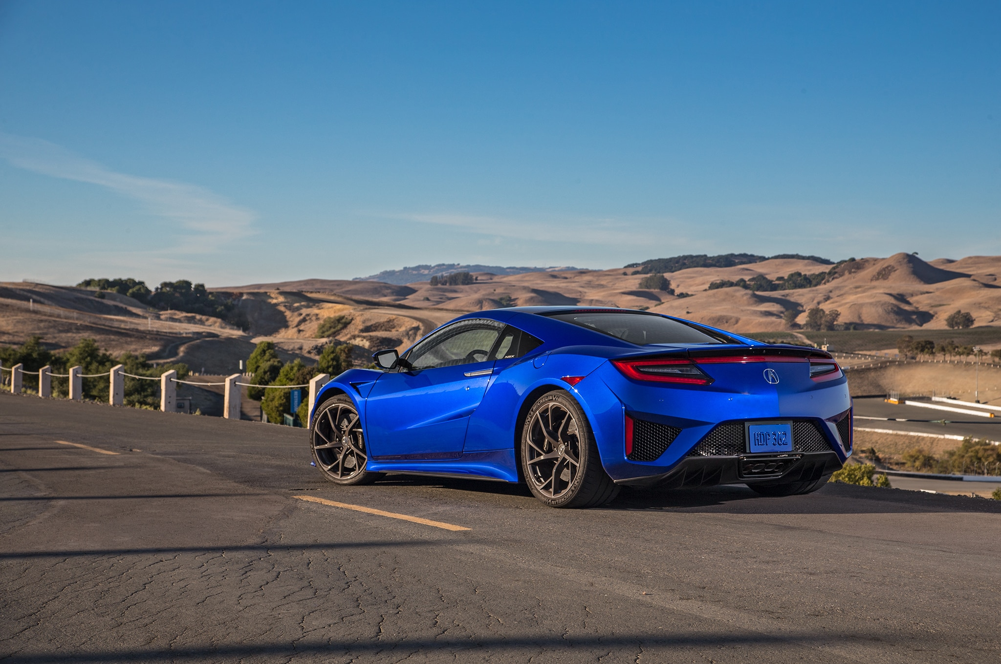 Acura Nsx Owners Get A Custom Film With Purchase
