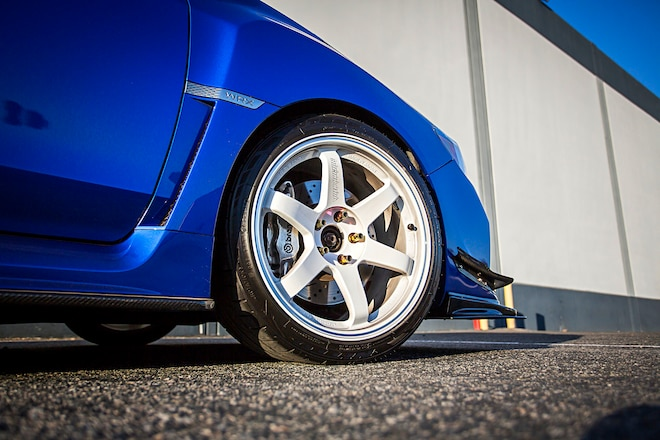 Wheels Tire Setups Te37