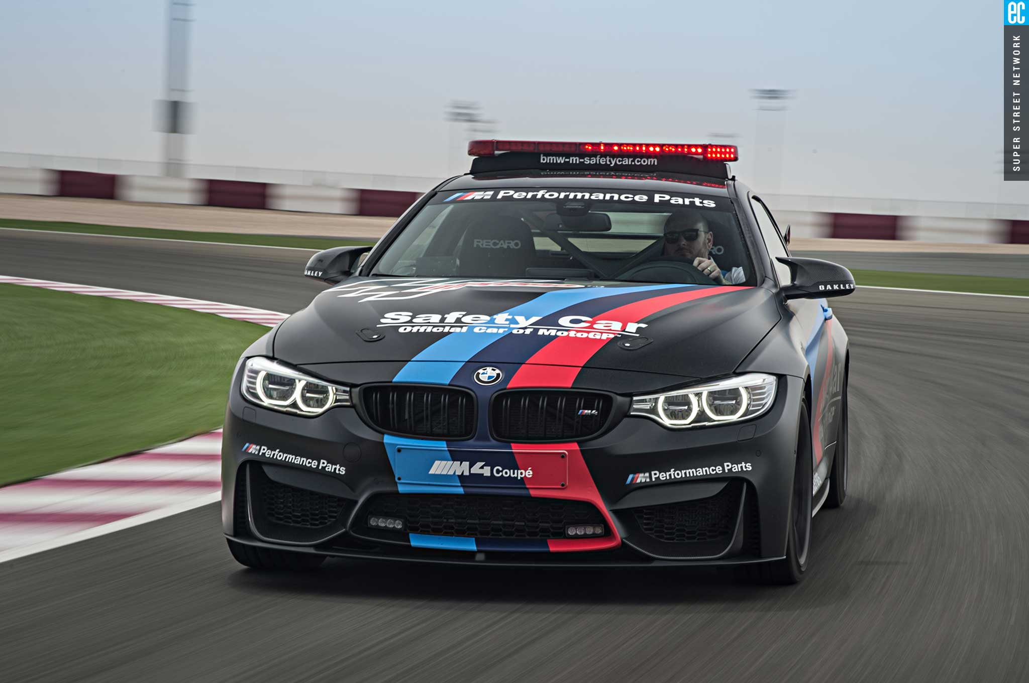 2015 Bmw M4 Motogp Safety Car Pace Setter Photo Image Gallery