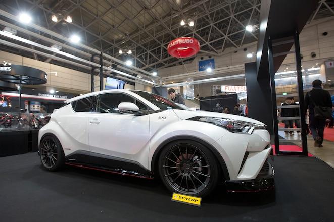 Blitz Toyota Chr Profile