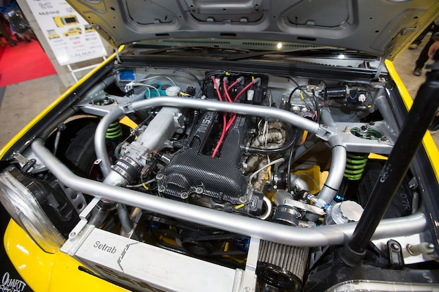 5 Rad Engine Swaps Tokyo Auto Salon 2017
