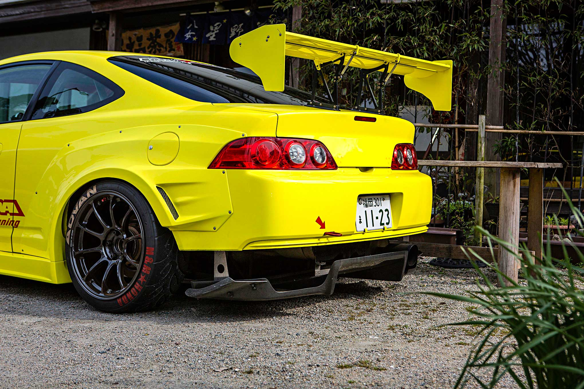M M Honda 2006 Integra Type R Melts In Your Mouth