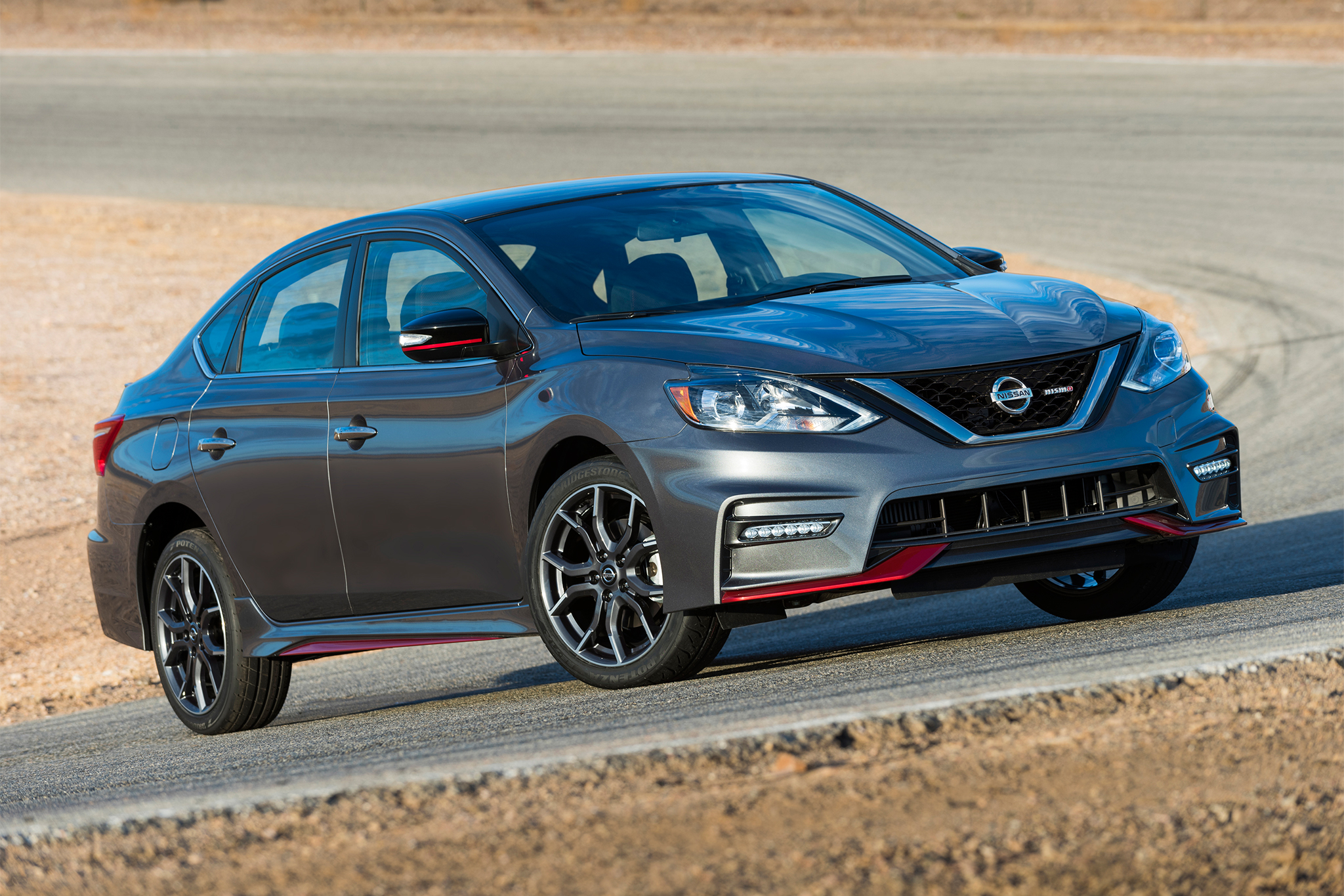 2017 Nissan Sentra Nismo Takes Cues From Sr Turbo