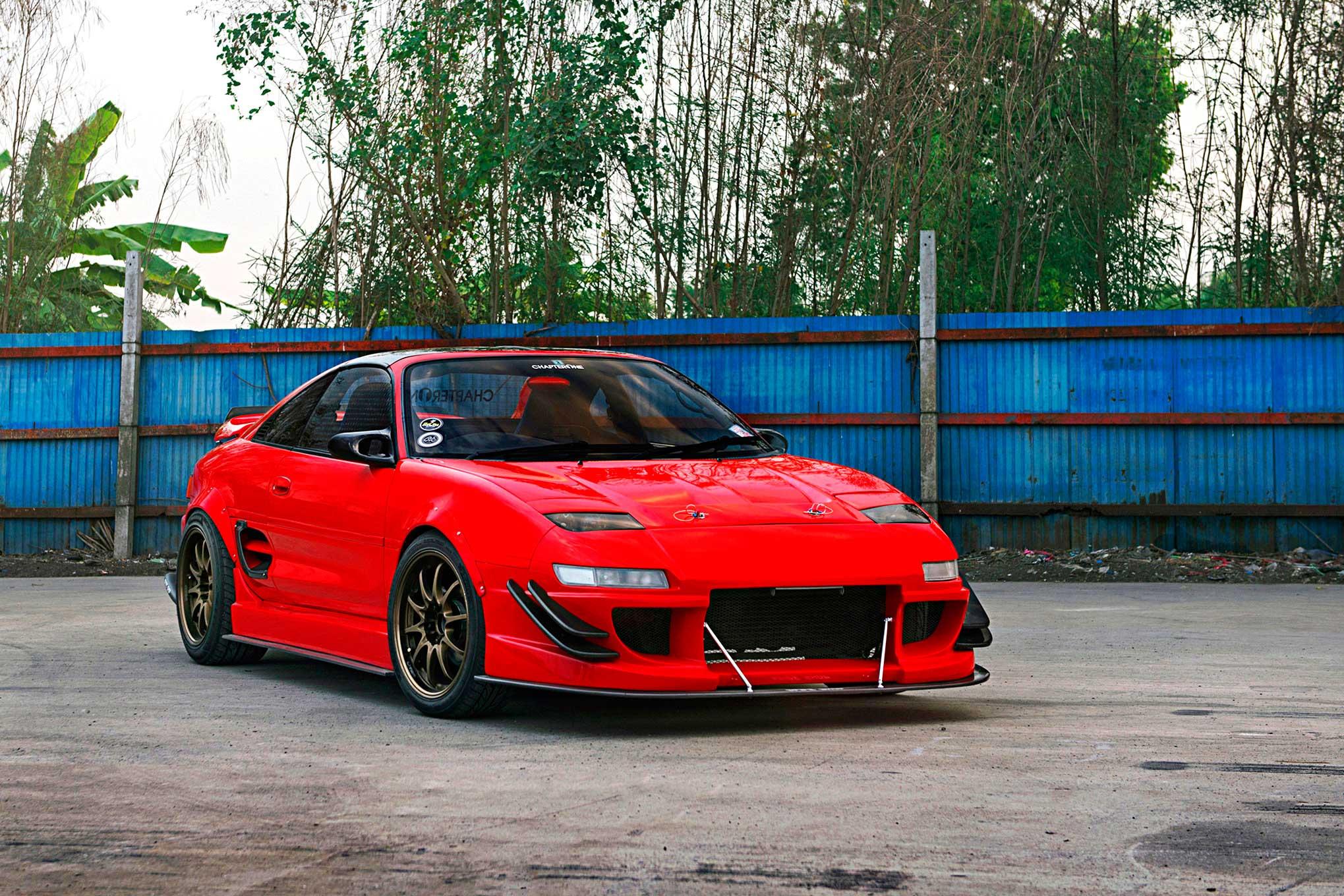 Kelebihan Mazda Mr2 Spesifikasi