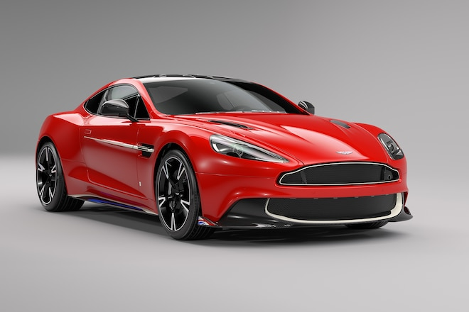 Q by Aston Martin Vanquish S Red Arrows Edition 01