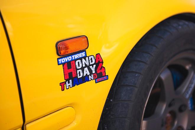 Honda Day 4 Thailand