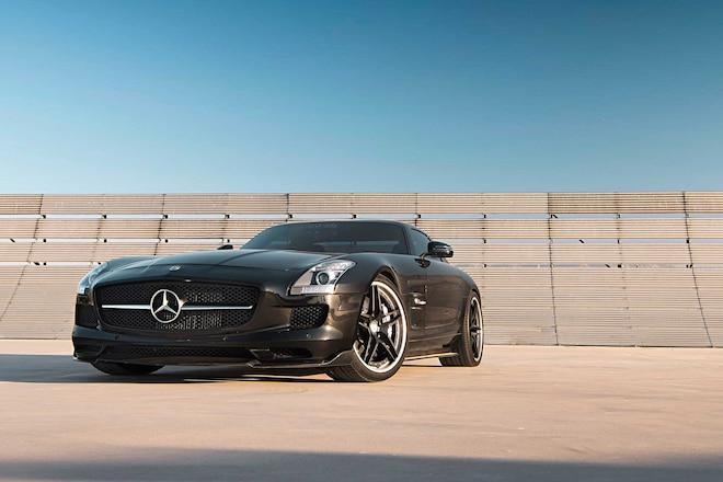 2011 Mercedes Benz Sls Amg Tt900 Front Bumper