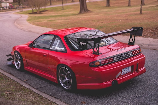 1995 Nissan 240SX - Straight-Six Sensation