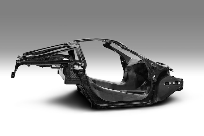 McLaren Automotive Second Generation Super Series Monocage II