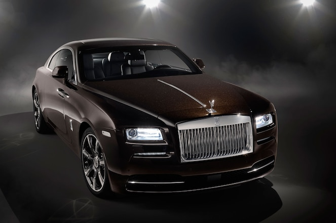 Rolls Royce Wraith Inspired By Music 03