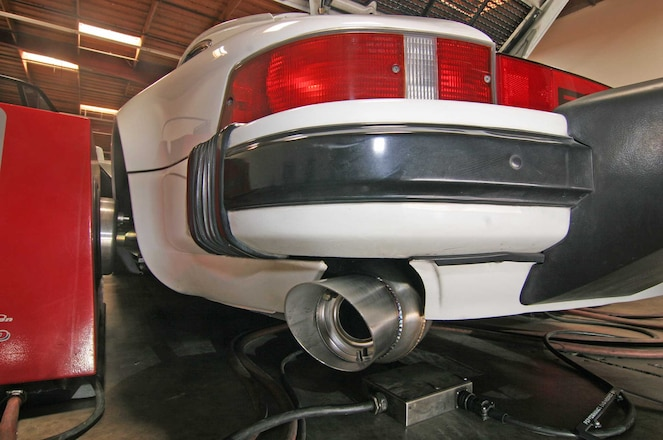 Bisimoto Pulse Chamber Exhaust System Exhaust Tip