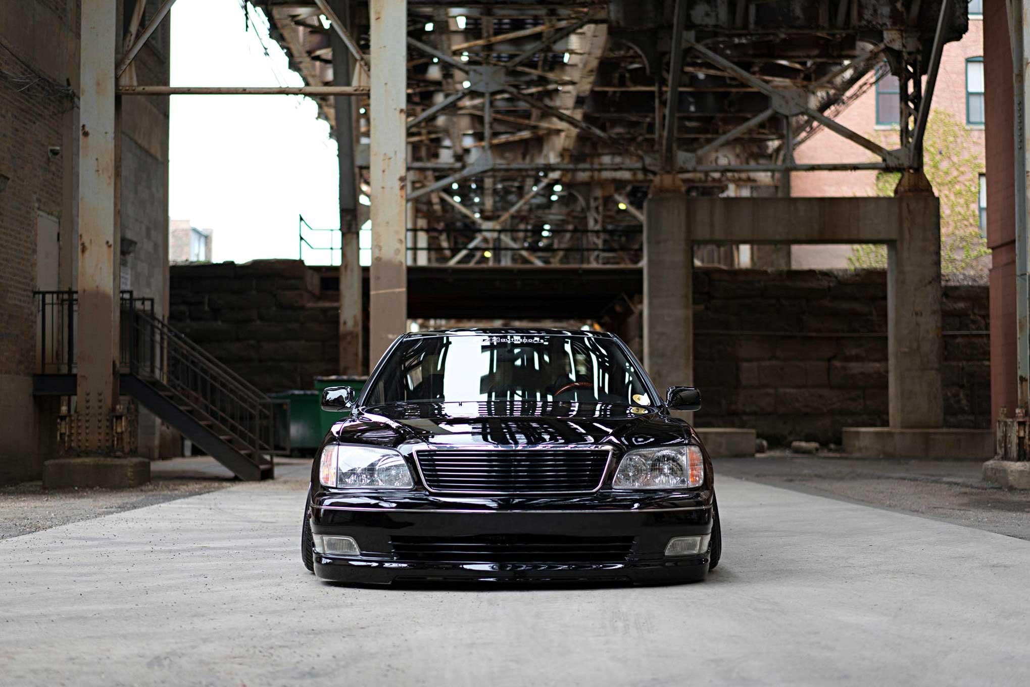 2000 Lexus LS400 - Very  Important  Project