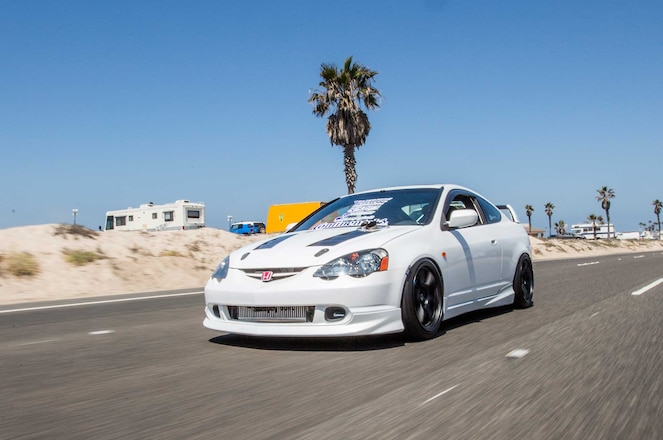 2002 Acura Rsx Type S A Spec Front Spoiler