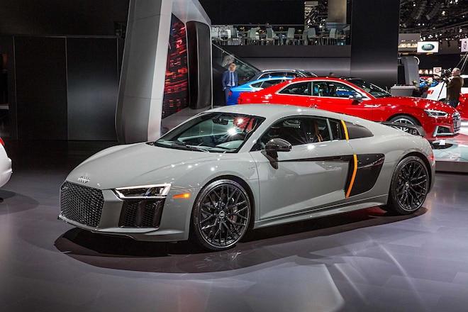 2016 La Auto Show 2016 Audi R8 Exclusive