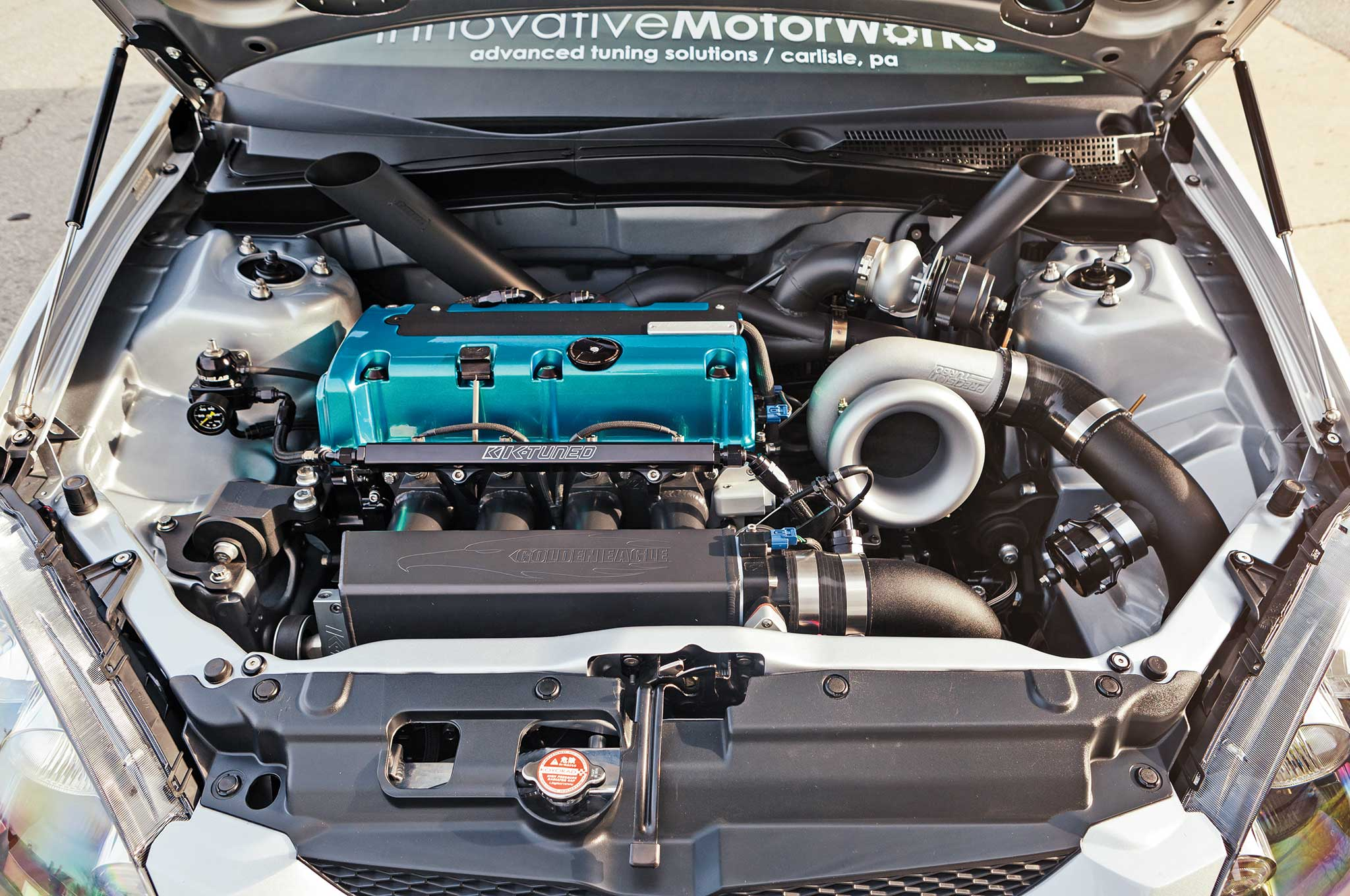How to Make 500hp - The 500hp Solution